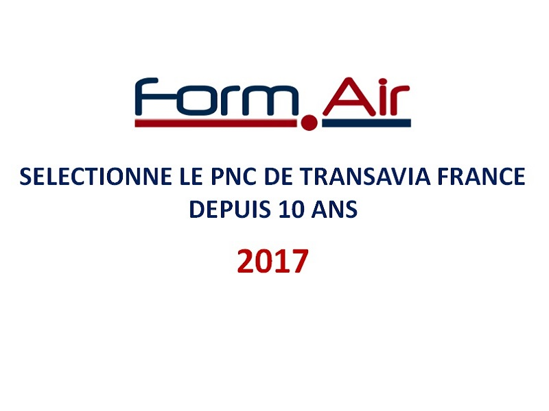 Transavia élue meilleure compagnie Aérienne low cost