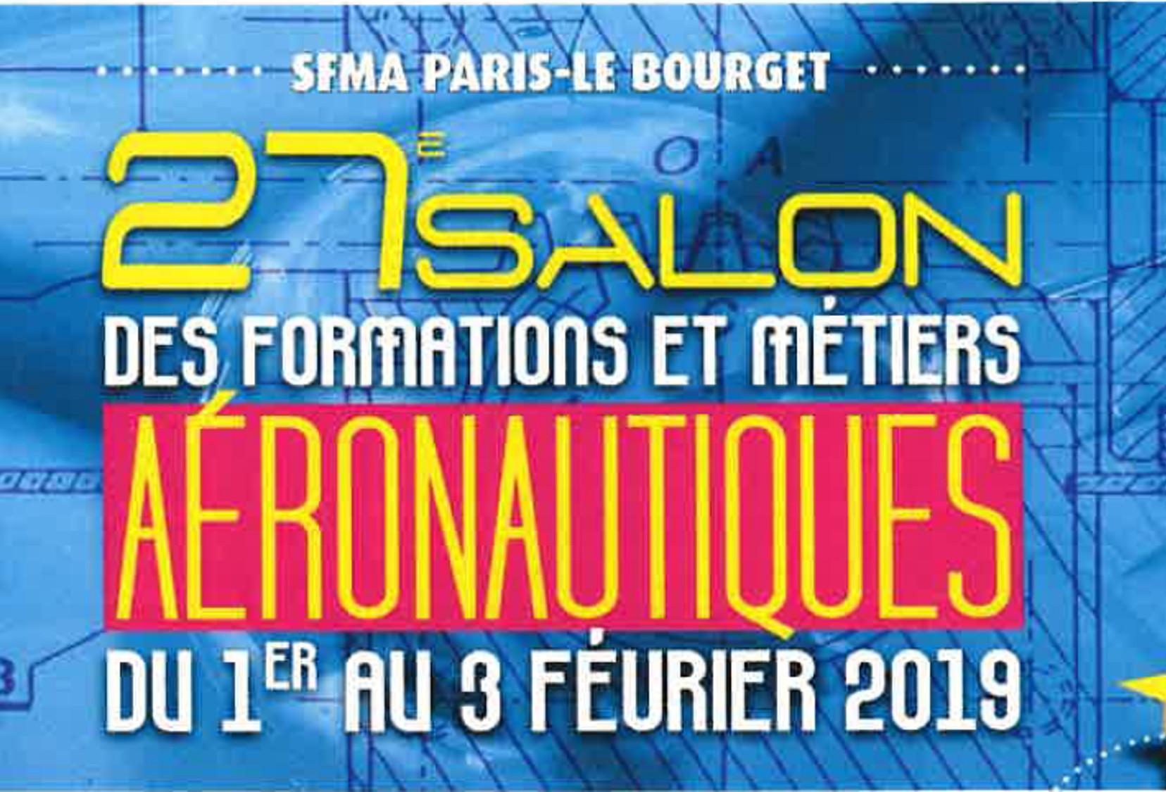 Salon des Formations et Métiers Aéronautique